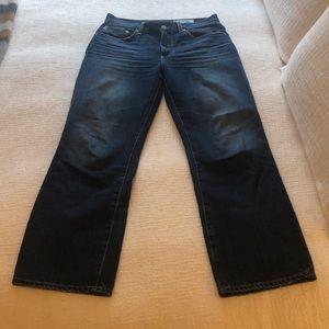 AG The Rhett High Waist Jeans - size 27
